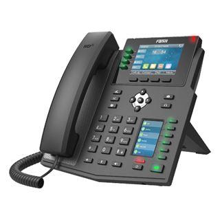 Fanvil IP Telefon X5U schwarz