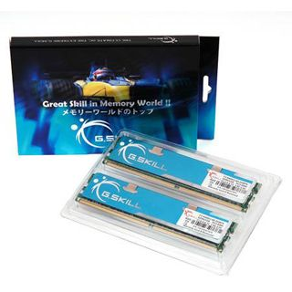 2GB G.Skill Value DDR2-800 DIMM CL4 Dual Kit