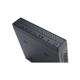 Akasa Cypher MX3 Thin Mini-ITX Gehäuse, OEM, schwarz