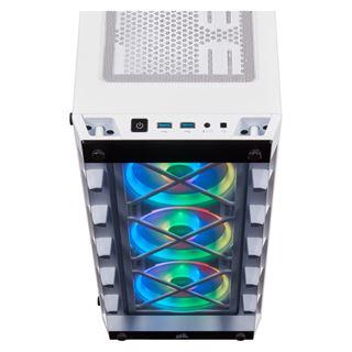 Corsair iCUE 465X RGB Midi-Tower ATX Smart-Gehäuse, mit
