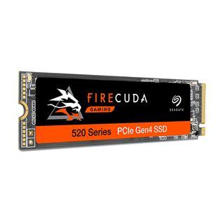 1000GB Seagate FireCuda 520 M.2 PCIe 4.0 x4 3D-NAND TLC