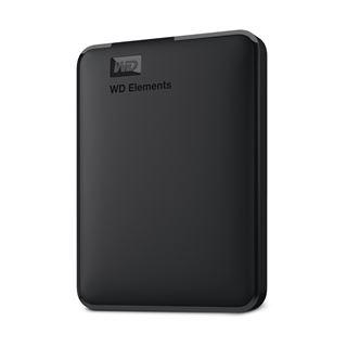 """5000GB WD Elements portable USB3.0 2.5"""", schwarz"""
