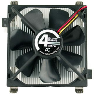 Arctic Cooling Super Silent 4 Ultra TC Intel S478