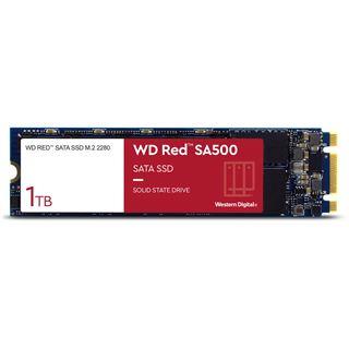1000GB WD Red SA500 NAS SATA SSD, M.2 (WDS100T1R0B)