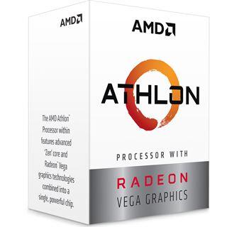 AMD Athlon 3000G 2x 3.50GHz So.AM4 BOX