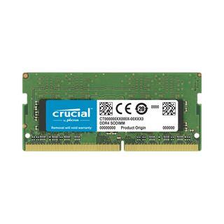 32GB Crucial DDR4-2666 SODIMM