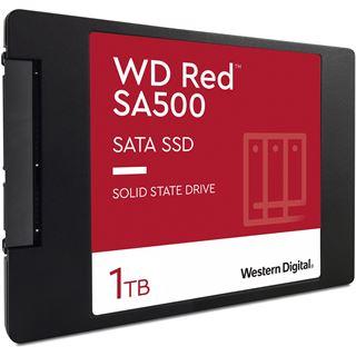 """1000GB WD Red SA500 NAS SATA SSD, 2.5"""" (6.35cm), SATA"""