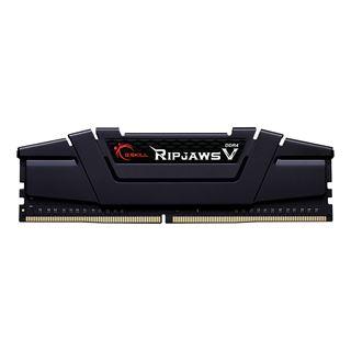 32GB G.Skill RipJaws V schwarz DDR4-4000 DIMM CL18 Quad Kit