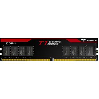 16GB TeamGroup T-Force T1 DDR4-3000 DIMM CL16 Dual Kit