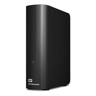 14000GB Elements Desktop schwarz, USB 3.0 Micro-B (WDBWLG0140HBK)