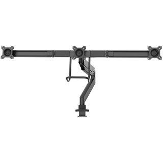 Neomounts by Newstar Flat Screen Desk mount 27-60cm 10-27Zoll, schwarz