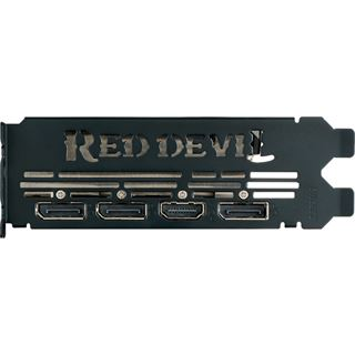 6GB PowerColor Radeon RX 5600 XT Red Devil Aktiv PCIe 4.0 x16 (Retail)