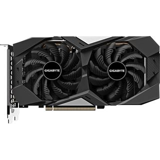 6GB Gigabyte Radeon RX 5600 XT WINDFORCE OC 6G (Retail)