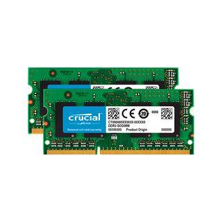 16GB Crucial DDR3L 1866 8GBX2 MT/S CL13