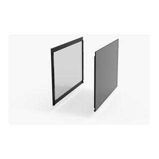 Streacom DA2 Window-Seitenteil-Kit, schwarz