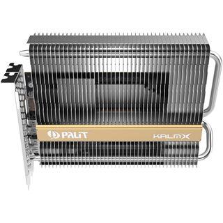 4GB Palit GeForce GTX 1650 XpertVision KalmX PCI-E,HDMI,2xDP