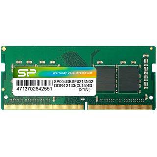 8GB Silicon Power SO DDR4 PC 2400 CL17 Silicon-Power (1x8GB) VALUE