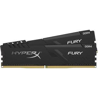 16GB HyperX FURY schwarz DDR4-3600 DIMM CL17 Dual Kit