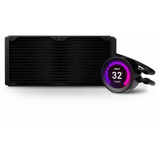 """NZXT Kraken Z63 280mm All-In-One Wasserkühlung, 2.36"""" LCD"""
