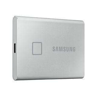 1000GB Samsung SSDex Portable T7 Series silber