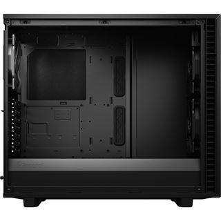 Fractal Design Define 7 Black, ohne Sichtfenster, ohne Netzeil