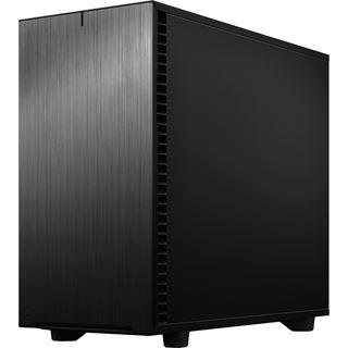 Fractal Design Define 7 Black Dark Tempered Glass