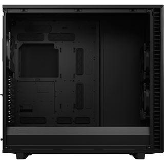 Fractal Design Define 7 XL, mti Sichtfenster, ohne Netzeil schwarz