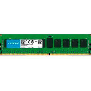 32GB Crucial DDR4-3200 RDIMM reg ECC CL22 Single (CT32G4RFD832A)
