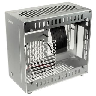Zalman Z-Machine 300 Mini ITX Gehäuse mit Sichtfenster ohne