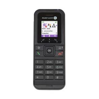 Alcatel-Lucent 8232s DECT-Mobilteil mit Akku und Gürtelclip