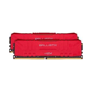 16GB Crucial Ballistix rot DDR4-3000 DIMM CL15 Dual Kit