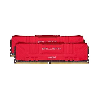 16GB Crucial Ballistix rot DDR4-3200 DIMM CL16 Dual Kit