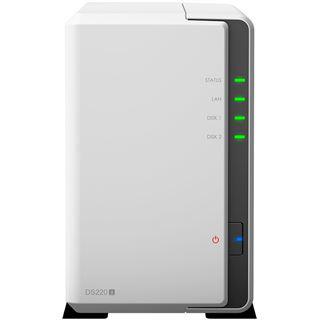 Synology DiskStation DS220j, 1x Gb LAN