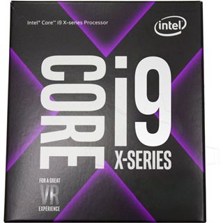 Intel Core i9-10940X, 14C/28T, 3.30-4.60GHz, So.2066, boxed ohne