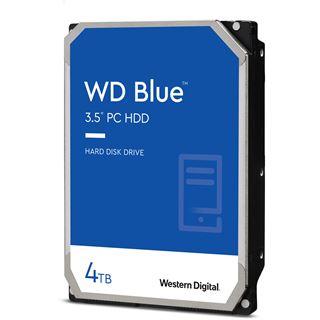 """4000GB WD Blue WD40EZAZ 256MB 3.5"""" (8.9cm) SATA 6Gb/s"""