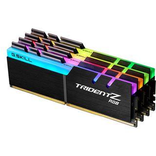 128GB G.Skill Trident Z RGB DDR4-3200 DIMM CL16 Quad Kit