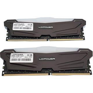 32GB LC-Power LC-RAM-DDR4-3200-RGB-32GB-KIT DDR4-3200 DIMM CL16 Dual