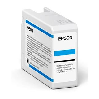 Epson Tinte light cyan 50ml C13T47A500