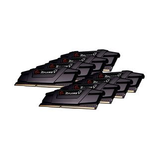 256GB G.Skill RipJaws V schwarz DDR4-3600 DIMM CL18 Octa Kit