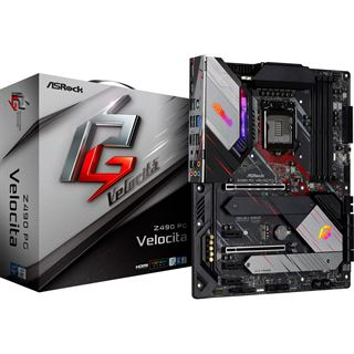 ASRock Z490 Phantom Gaming Velocita ATX Z490 DDR4 S1200 retail