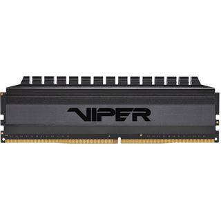 64GB Patriot Viper 4 Blackout DDR4-3200 DIMM CL16 Dual Kit