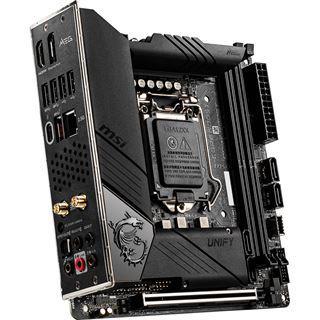 MSI MEG Z490I Unify, So.1200, Mini-ITX (7C77-007R)