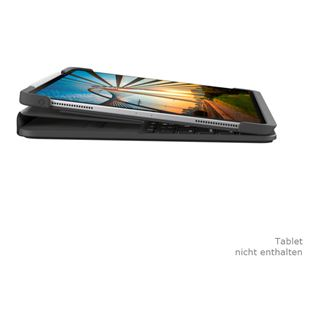 Logitech Slim Folio Pro, KeyboardDock für Apple iPad Pro