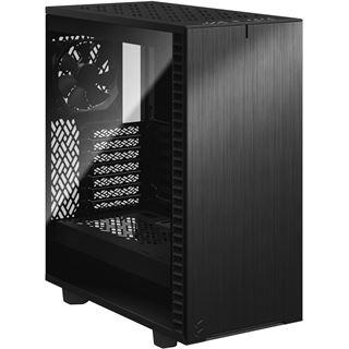 Fractal Design Define 7 Compact Dark Midi Tower ohne Netzteil schwarz