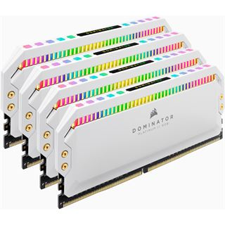 64GB Corsair Dominator Platinum RGB DDR4-3600 DIMM CL18 Quad-Kit