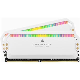 16GB Corsair Dominator Platinum RGB DDR4-3200 DIMM CL16 Dual-Kit