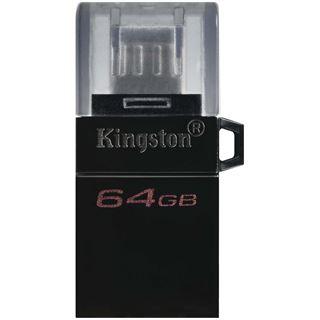 64GB Kingston DT MICRODUO3 USB 3.2 Gen1, USB Type-A/microUSB, 1.7 g