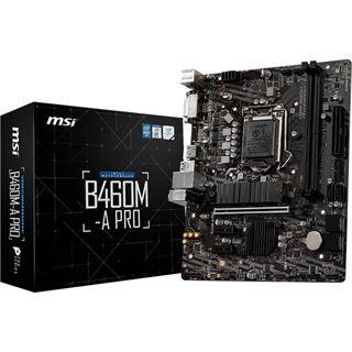 MSI B460M-A Pro mATX, So.1200 (7C88-002R)