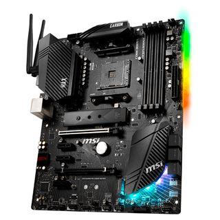 MSI B450 Gaming Pro Carbon Max WIFI AMD B450 So.AM4 Dual Channel DDR4
