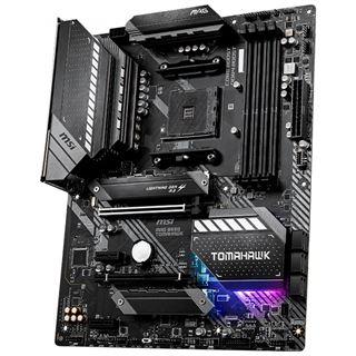 MSI MAG B550 Tomahawk AMD B550 So.AM4 Dual Channel DDR4 ATX Retail